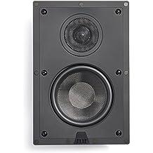 ELAC - Debut IW-D61-W Custom In-Wall Speaker (Ea)