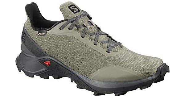 SALOMON Alphacross GTX, Zapatillas de Trail Running para Hombre: Amazon.es: Zapatos y complementos