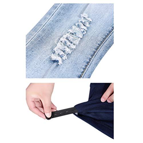 de Style Femmes Leggings Maigre Jean Mom maternit Meijunter 5 Pantalon lastiques qgwTU7S1
