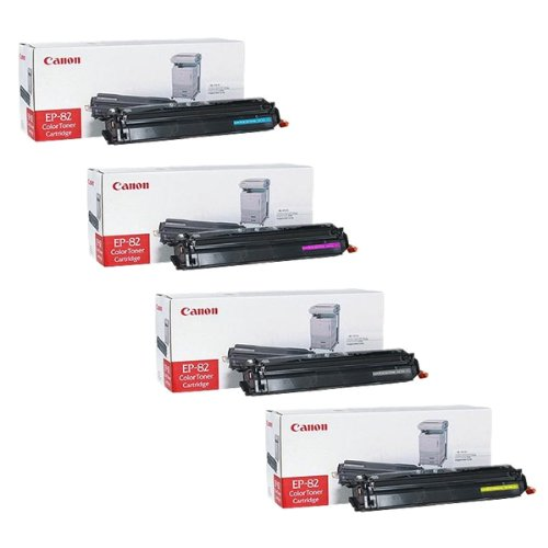 Price comparison product image Canon imageCLASS C2100CS Toner Cartridge Set (OEM) Black. Cyan. Magenta. Yellow