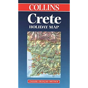 Crete: Collins Holiday Map (Collins Holiday Maps)
