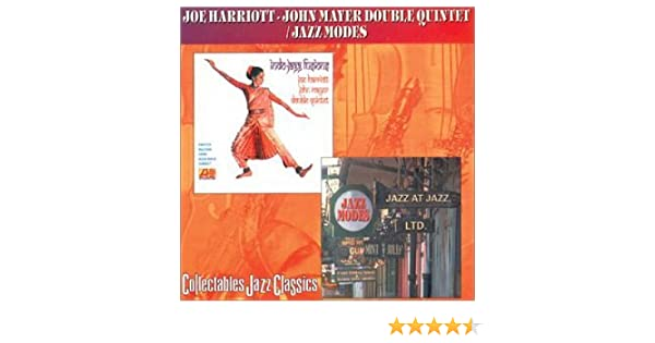 HARRIOTT & MAYER DOUBLE QUINTET / THE JAZZ MODES - Indo Jazz Fusions / Jazz at Jazz - Amazon.com Music