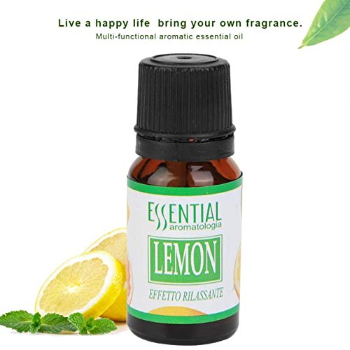 Value-Home-Tools - Natural Fragrant Plant Essential Oil For Diffuser Aromatherapy Improve Sleep 10ml Aromatherapy Oil Natural Spa Oil Makeup ()