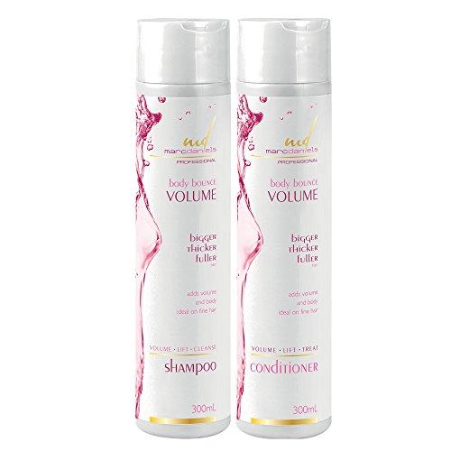 Volumizing Shampoo and Conditioner Set. Maximum Volume, Bigger, Thicker, Fuller Hair. For Fine, Thin Hair