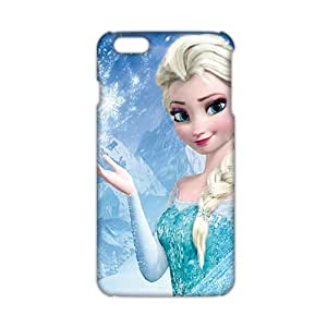 Frozen fresh girl durable fashion 3D Phone Case for iPhone 6 plus