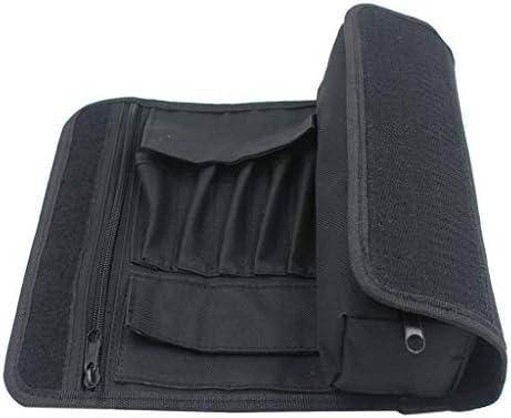 ツールキャリーバッグ 折り畳みツールキャリーバッグ 工具バッグ 工具収納&仕分け管理 14ポケット