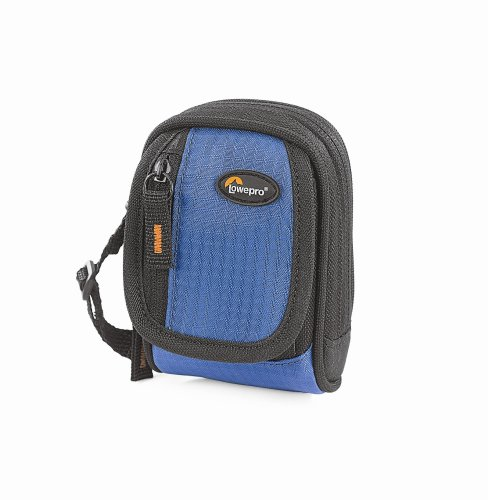 Lowepro Ridge 10 Camera Case (Blue) Lowepro Water Resistant Digital Camera