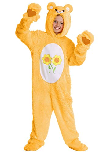 Yellow Care Bear Costume (Care Bears Child Friend Bear Costume)