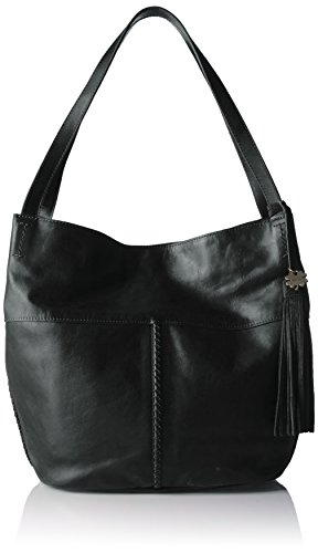 Lucky Napa Tote, Black by Lucky Brand