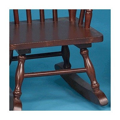 Gift Mark Child?s Colonial Rocking Chair, Cherry