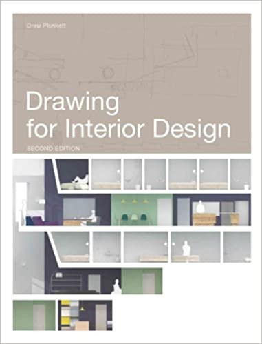 Amazon Drawing For Interior Design 9781780671765 Drew Plunkett Books