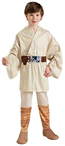 Rubie's Star Wars Classic Luke Skywalker Child's Costume, Small
