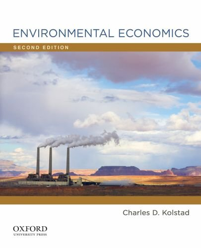 Environmental Economics by Oxford University Press