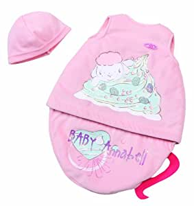 Amazon.com : Baby Annabell Deluxe Sweet Dreams Set : Baby