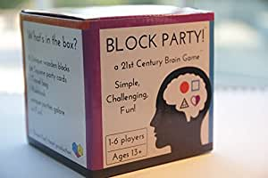 Block Party: A 21st Century Brain Game