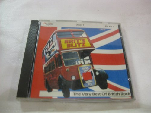 The Very Best Of British Rock Disc