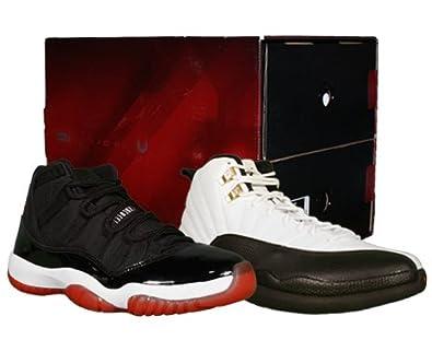 Amazon.com | Nike Air Jordan Collezione 11/12 \u0026quot; Countdown Pack \u0026quot; Mens Basketball Shoes 338149-991 | Shoes