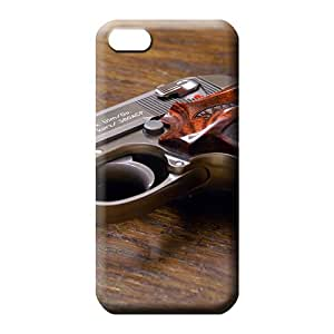 iphone 6 normal Slim Slim Fit Scratch-proof Protection Cases Covers cell phone carrying shells walther ppk s grips