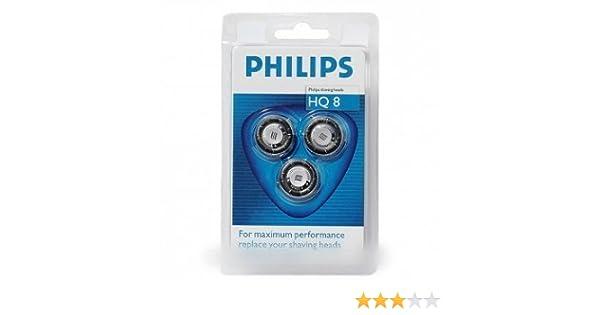 Philips HQ8/50 – Cabezal para afeitadora Philips: Amazon.es: Salud y cuidado personal