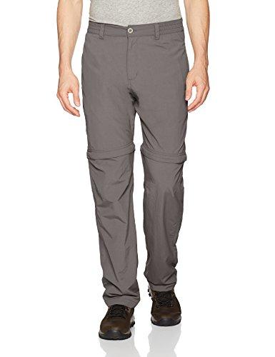 White Sierra Men's Sierra Point Convertible Pants-32 Inseam, Castle Rock, XX-Large