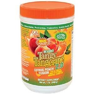 Beyond Tangy Tangerine 2.0 Citrus Peach Fusion – 1lb – 6 Pack