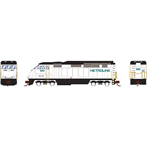 Athearn N F59PHI w DCC & Sound Metrolink #883, ATH6789 for sale  Delivered anywhere in USA