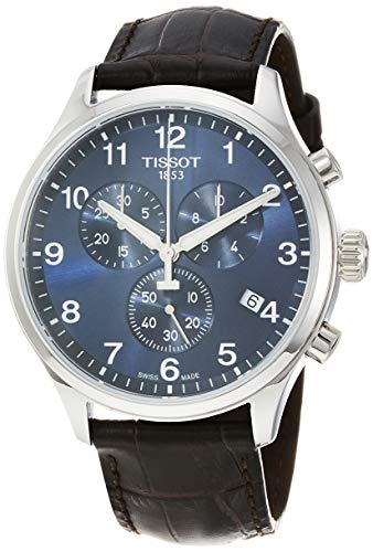 Tissot Men's Chrono XL Classic - T1166171604700 Blue One Size