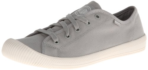 Palladium Women's Flex Lace ,Mouse/Marshmellow,8.5 M US (Palladium Shoes compare prices)