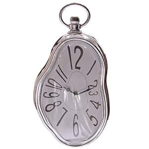 Desconocido Reloj de pared estilo de la fondue Salvador Dal CLCK15 - Reloj derretido de Dalí