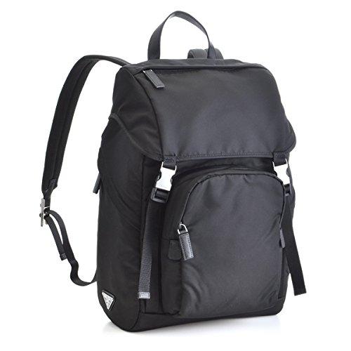 7aeb4330424b Amazon.co.jp: PRADA(プラダ) バッグ メンズ TES.MONTAGNA バックパック/リュック ブラック  2VZ135HOY-973-002 [並行輸入品]: シューズ&バッグ
