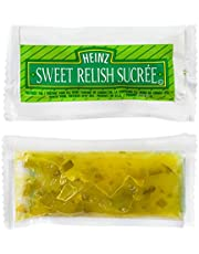 Heinz Sweet Relish, 8mL Packets, 500 Count