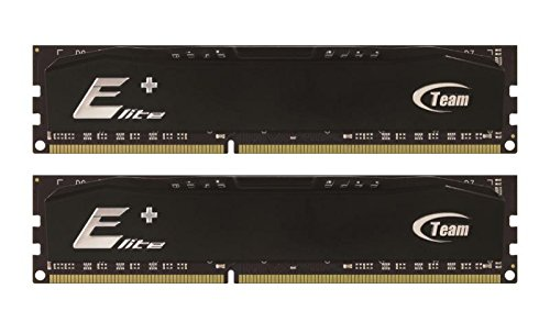 4GB Team Elite Plus Black DDR2 PC2-5300 667MHz (5-5-5-15) Dual Channel kit