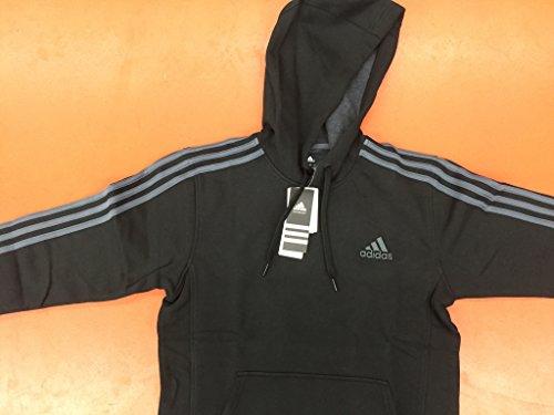 Adidas Essential Heavyweight Pullover Hoodie Men's Medium (Adidas Heavyweight Sweatshirt)