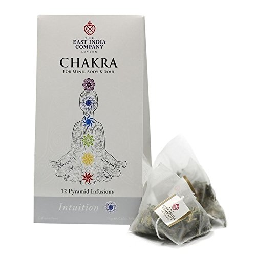 East India Co Chakra Infusion Intuition 12 Per Pack   Pack Of 6