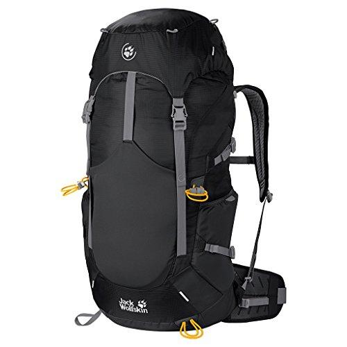 Jack Wolfskin Alpine Trail Rucksack schwarz