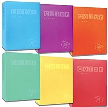 Álbum fotográfico «New Color» con fundas de 13x19 para 300 fotos ...