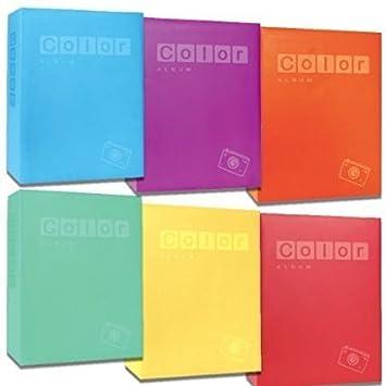 Álbum fotográfico «New Color» con fundas de 13x19 para 300 fotos de tamaño 13x19