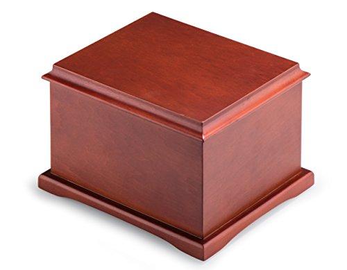 human urn wood - 2