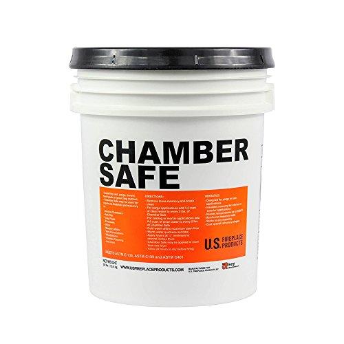 Chamber Safe Refractory Mortar - 5 Gallon