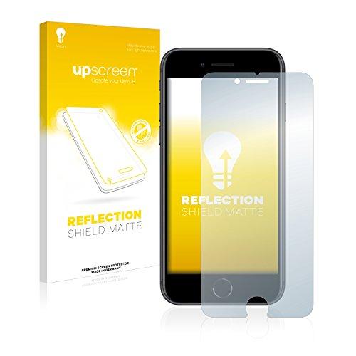 upscreen Scratch Shield Pellicola Protettiva Opaca Apple iPhone 8 Protezione Schermo – Antiriflesso, Anti-Impronte