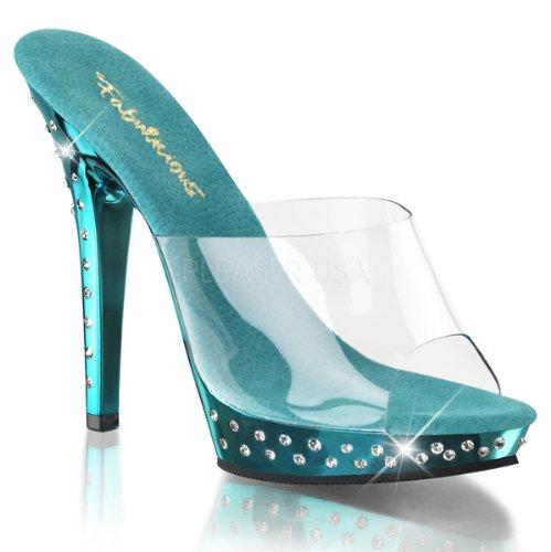 FABULICIOUS sandali clrturquoise chrome