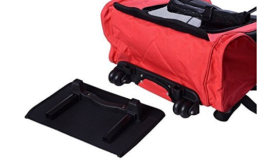Meiying Around Pet Carrier Travel for Travel Tote Approved