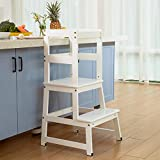 Kitchen Helper Step Stool for Kids and Toddlers
