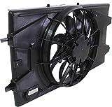 Radiator Fan Assembly for COBALT 05-10 Single