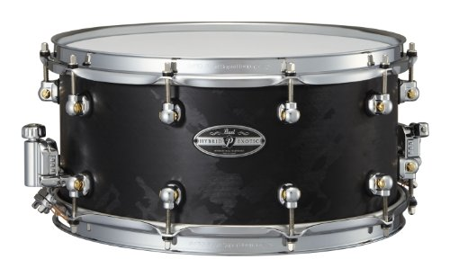 Pearl HEP1465 14 x 6.5 Inches Hybrid Exotic Snare Drum - VectorCast (Snare Hybrid)