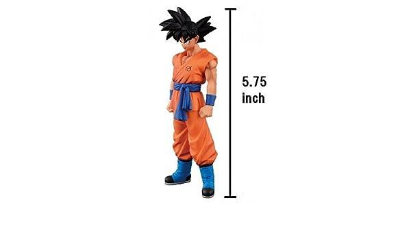 Banpresto Dragon Ball Super Chozosyu Figure Series Vol.3 Goku Statue PVC