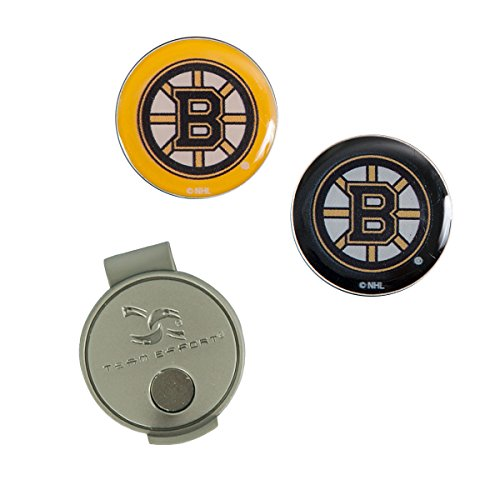 Team Effort NHL Boston Bruins Hat Clip & 2 Ball Markers