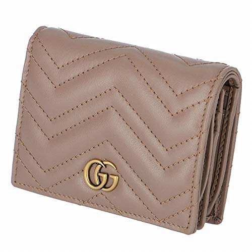 wholesale dealer 17835 5a0ee 466492 二つ折り財布 GGマーモント 札入れ付き 小銭入れ カード ...