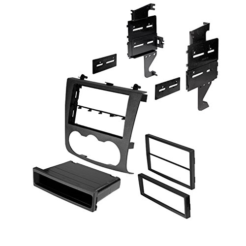 American International Car Install Kit Stereo Dash Mounting Kit for Nissan Altima 07-13 Double DIN by American International