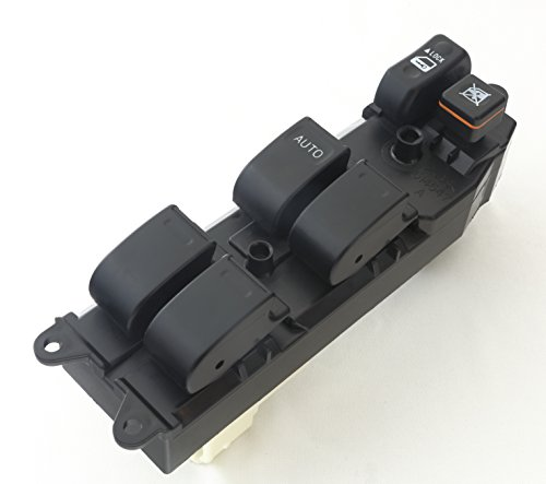 Eynpire 9018 power master window switch control front left for 1999 toyota camry power window switch